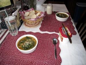 I love soup!