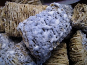 Blueberry mini wheats