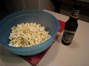 Popcorn debate