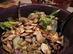 Predinner salad