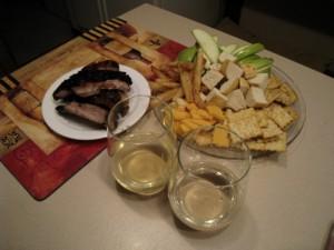 Snackie Dinner