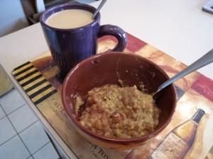 T-day oats