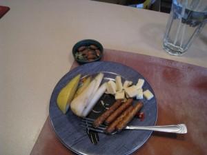 pre-dinner