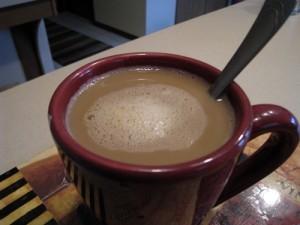Coffee nog