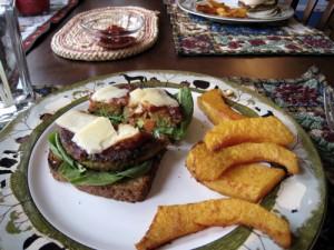 Burger & Fries = FAIL