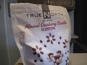 Almond Cranberry Vanilla Clusters