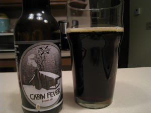 New Holland Brewing Company Cabin Fever