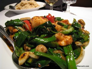 Szechuan Seafood