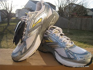 Brooks Adrenalines