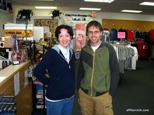 CRC Store Owner, Eric