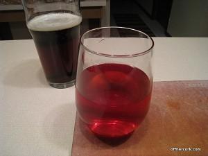 cranberry fizzie