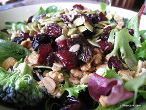 salad green goodness
