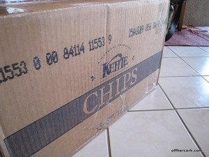 Ooooo package!