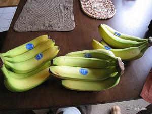 Plenty of potassium here