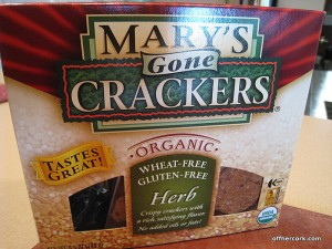 Mary's Gone Crackers Herb Flavor