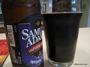 Sam Adams Imperial Stout