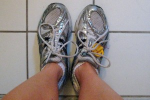Heather's Running Shoes