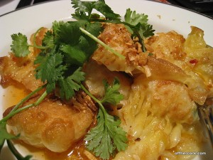 Thai Shrimp Dumplings