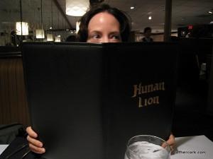 Me and menu