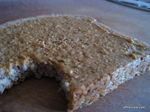 toast with PB