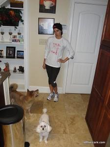 Gina, The Fitnessista