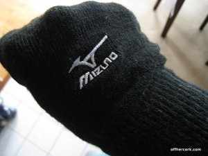 Mizuno Breath Thermo Glvoes