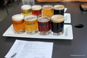Fort Collins Brewery Sampler