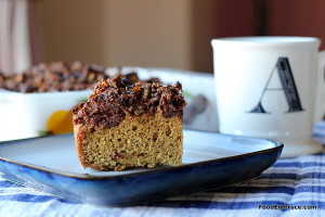 Figgy Coffeecake