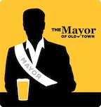 Mayor Of Old Town Logo