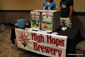 High Hops Brewery at FHBF