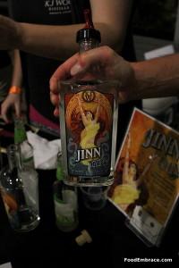 KJ Wood Distillers Jinn Gin, FHBF