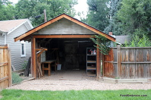 1920s Shed
