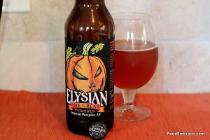 Elysian Brewing's The Great Pumpkin