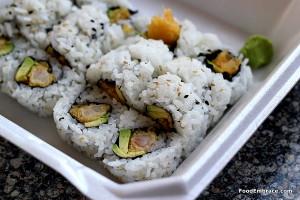Tempura Shrimp Sushi