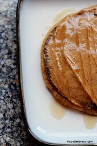 Grain free pancake