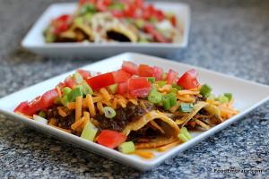 Paleo Chicken Enchiladas