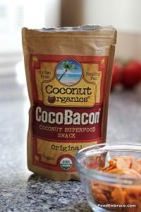 Coconut Organics Coconut Bacon