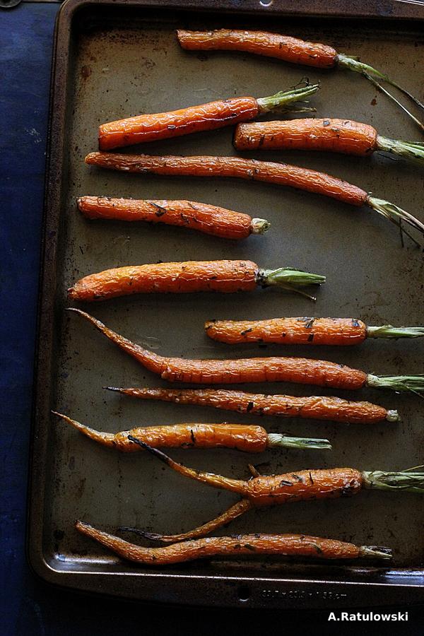 Tarragon Carrots