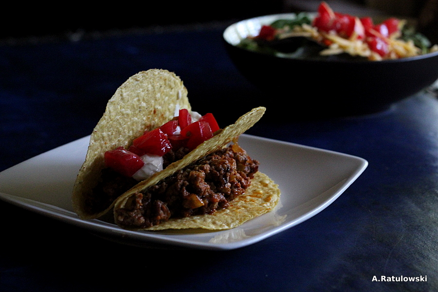 Barbecue Pork Taco