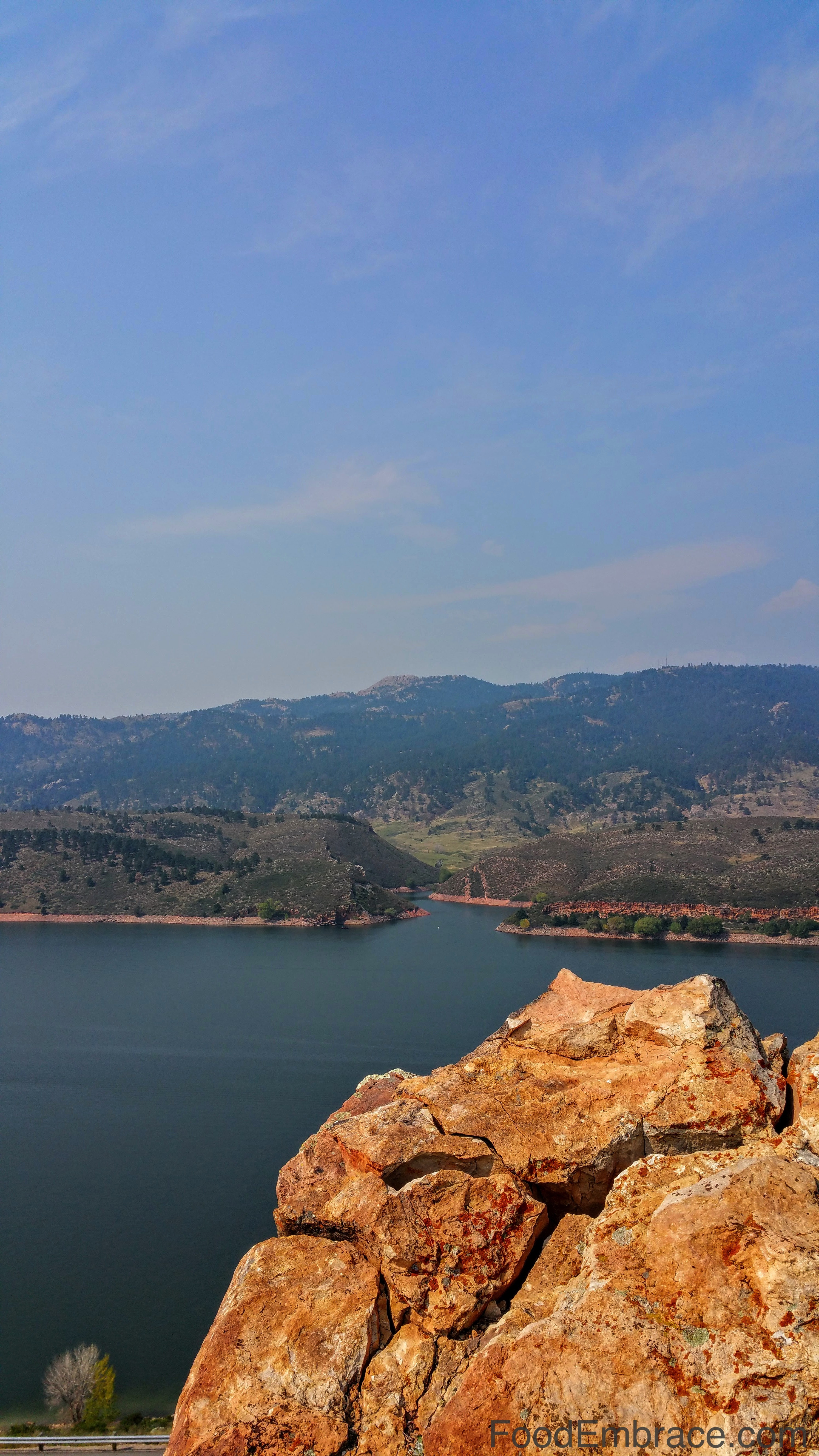 Horsetooth Reservoire