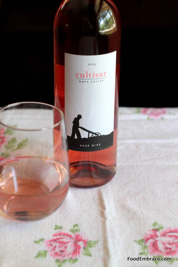 Cultivar 2015 Napa Valley Rosé